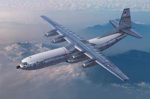 Roden 335 Samolot transportowy Douglas C-133B Cargomaster model 1-144