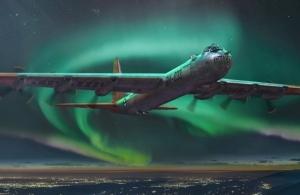 Roden 347 Samolot Convair B-36B Peacemaker