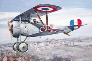 Roden 611 Samolot Nieuport 24 bis model 1-32