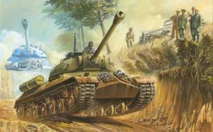 Roden 701 Czołg ciężki IS-3 Stalin model 1-72