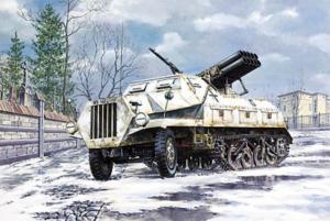 Roden 712 Samobieżna wyrzutnia Sd.Kfz.4/1 Panzerwerfer 42 model 1-72
