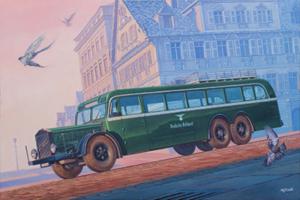 Roden 729 Vomag Omnibus 7 OR 660