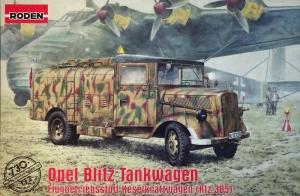 Roden 730 Ciężarówka Opel Blitz Tankwagen model 1-72