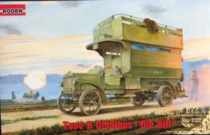 Roden 732 Omnibus Typ B Ole Bill