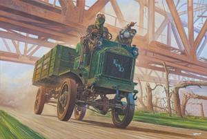 Roden 733 Ciężarówka FWD Model B Lorry 1917