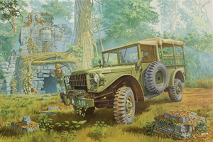 Roden 806 Samochód terenowy M37 4x4
