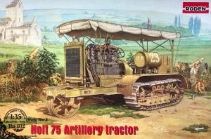 Roden 812 Ciągnik artyleryjski Holt 75 model 1-35