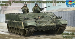 Rosyjski pojazd opancerzony BMO-T HAPC Trumpeter 09549