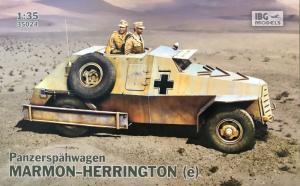 Samochód pancerny Marmon-Herrington (e) model 35024