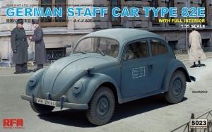 Samochód Volkswagen Typ 82E z wnętrzem RFM-5023