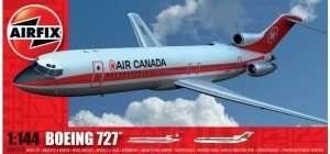 Samolot pasażerski Boeing 727 - Airfix 04177
