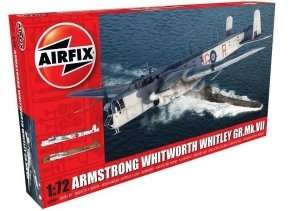 Samolot Armstrong Whitworth Whitley GR.MkVII Airfix 09009