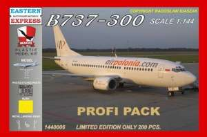 Samolot B737-300 Air Polonia - Big Model 1440006