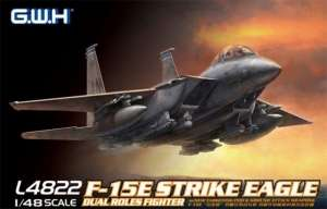 Samolot F-15E Strike Eagle - Model Great Wall Hobby L4822