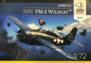 Samolot FM-2 Wildcat Arma Hobby 70031