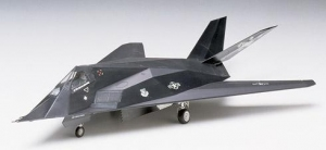 Samolot Lockheed F117A Stealth Tamiya 60703