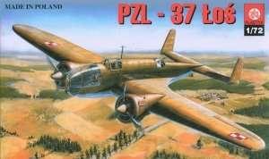 Samolot PZL-37 Łoś