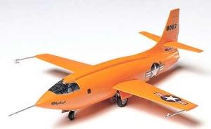 Samolot eksperymentalny USAF Bell X-1 Mach Buster Tamiya 60740