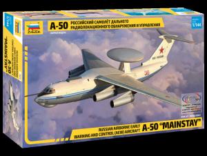 Samolot wczesnego ostrzegania A-50 Zvezda 7024