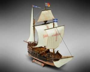 San Rafael - Mamoli MM17 - drewniany model w skali 1-106