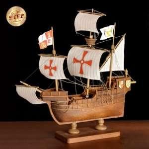 Santa Maria - Amati 600/03 - drewniany model w skali 1:100
