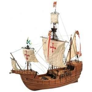 Santa Maria - Artesania 22411 - drewniany statek skala 1-65