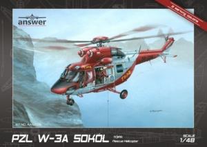 Śmigłowiec PZL W-3A Sokół TOPR Answer AA48006