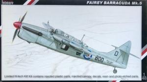 Special Hobby SH48069 Samolot Fairey Barracuda Mk.5