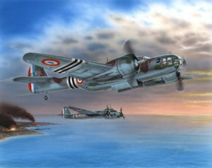 Special Hobby SH48114 Samolot 167F Glenn over French 1940/45