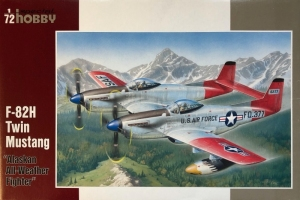 Special Hobby SH72203 Samolot F-82H Twin Mustang