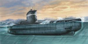Special Hobby SN72001 U-Boot Typ XXIII model 1-72