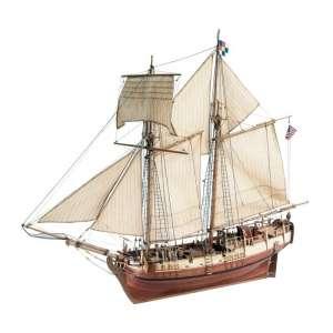 Statek Independence Artesania 22414 drewniany statek 1-35