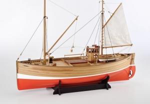 Statek rybacki Fifie Amati 130009 drewniany model 1:32