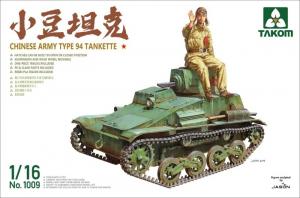 Takom 1009 Tankietka Typ 94 model 1-16