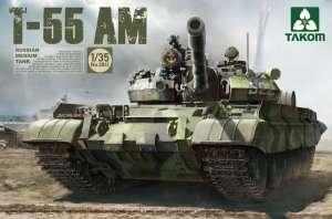 Takom 2041 Soviet tank T-55 AM