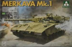 Takom 2078 Czołg Merkava Mk.1
