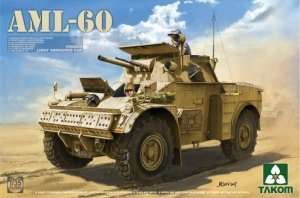 Takom 2084 AML-60 Light Armoured Car