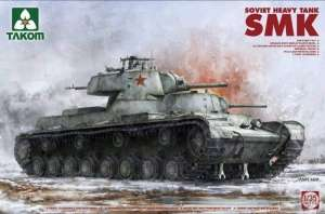 Takom 2112 Soviet Heavy Tank SMK