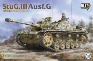 Takom 8004 Działo pancerne StuG. III Ausf.G