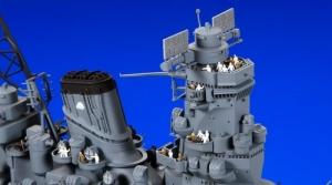 Tamiya 12622 Figurki marynarzy do modeli okrętów 1-350