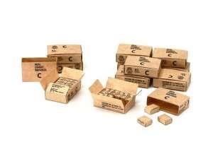 Tamiya 12685 US MCI Cartons (Vietnam War)