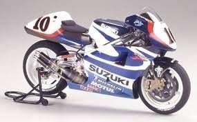 Tamiya 14081 Suzuki RGV-Gamma (XR89)
