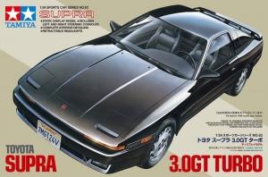 Tamiya 24062 Samochód Toyota Supra 3.0GT Turbo