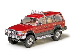 Tamiya 24124 Mitsubishi Montero with Sport Options