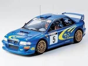 Tamiya 24218 Subaru Impreza WRC 99