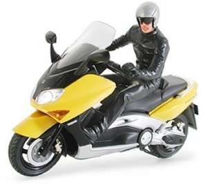 Tamiya 24256 Yamaha TMAX with Rider Figure