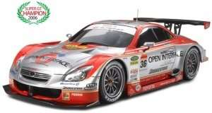 Tamiya 24293 Open Interface Toms Lexus SC430 2006