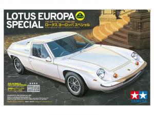 Tamiya 24358 Samochód Lotus Europa Special model 1-24