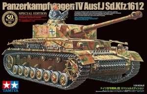 Tamiya 25183 Czołg Pz.Kpfw.IV Ausf.J specialna edycja
