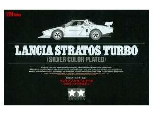 Tamiya 25418 Samochód Lancia Stratos Turbo